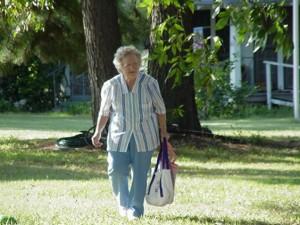 Gypsy Damaris Boston, Louisiana folklorist