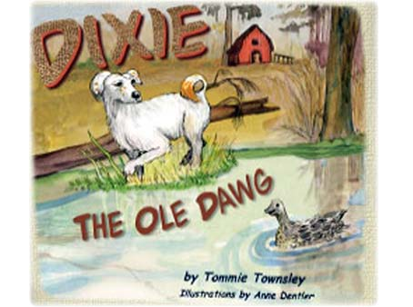 dixie-the-old-dog
