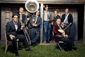 Panorama Jazz Band photo by Greg Miles
