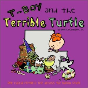 T-Boy and the Terrible Turtle