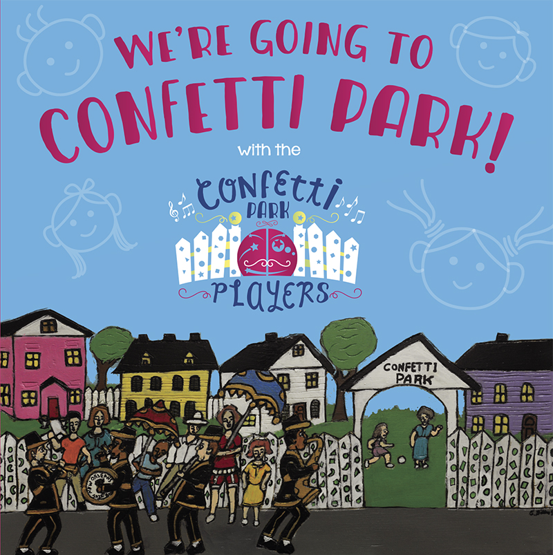 We're Going to Confetti Park