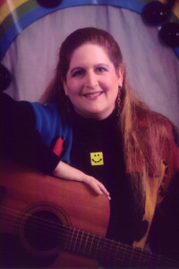 Judy Caplan Ginsburgh has been performing children's music since 1981.
