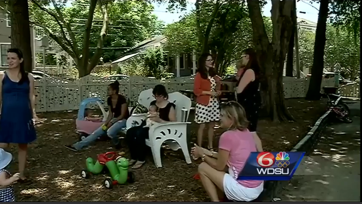 WDSU interview