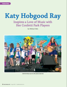 Story Monsters Ink features the Confetti Park Players and Katy Hobgood Ray