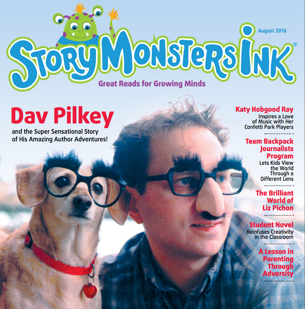 Story monsters Ink cover