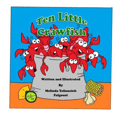 Ten Little Crawfish