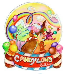 Candy Land Ball