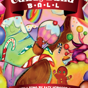 Candy Land Ball book