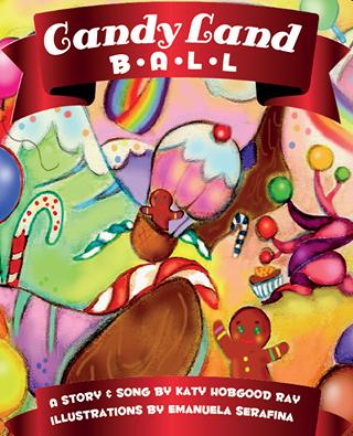 Candy Land Ball book