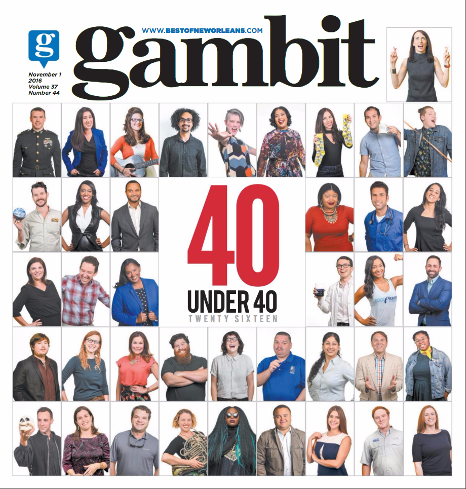 Katy Named to 40 under 40