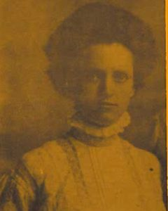 Minnie Maude Carter Boston, born in Nathan, Ark., August 18, 1888.
