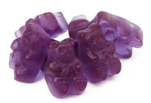 purple bears