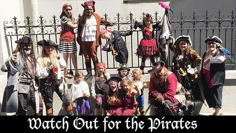 There be Pirates!