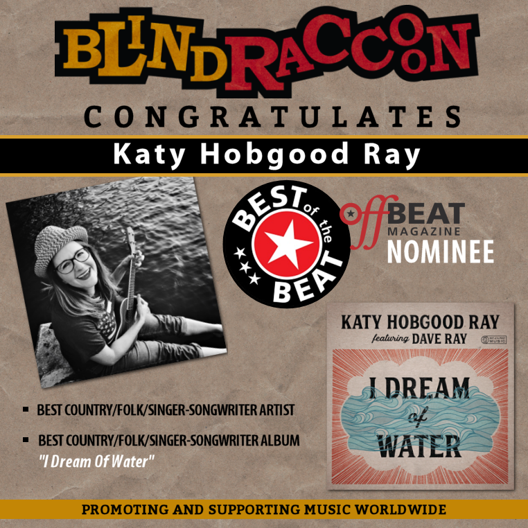Katy Hobgood Ray nominated for Best of the Beat
